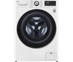 LG FWV917WTS WiFi-enabled 10.5 kg Washer Dryer - White