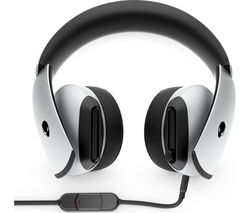 AW510H 7.1 Gaming Headset - White & Black