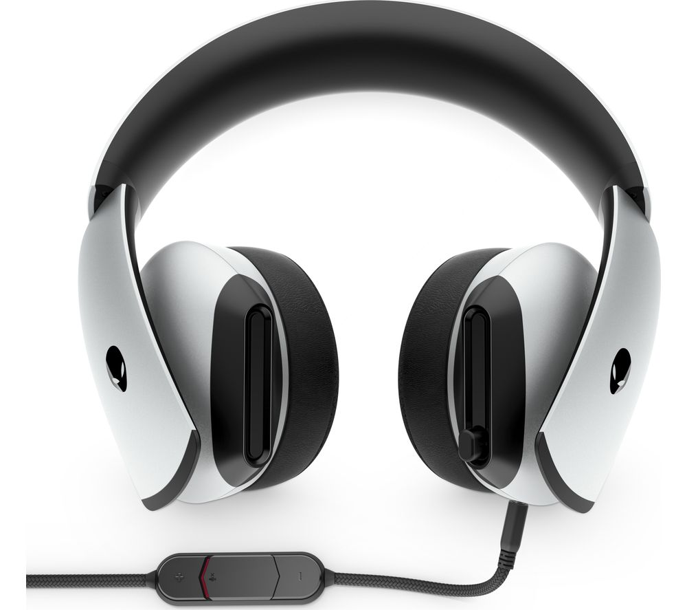 ALIENWARE AW510H 7.1 Gaming Headset - White & Black