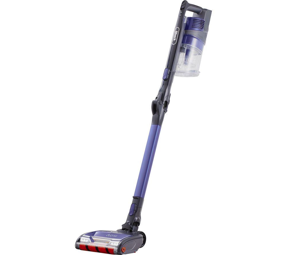 Image of Anti Hair Wrap Flexology IZ251UK Cordless Vacuum Cleaner - Blue, Blue