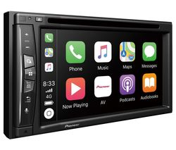 PIONEER AVIC-Z620BT Smart Bluetooth Car Radio with Sat Nav - Black, Full Europe Maps