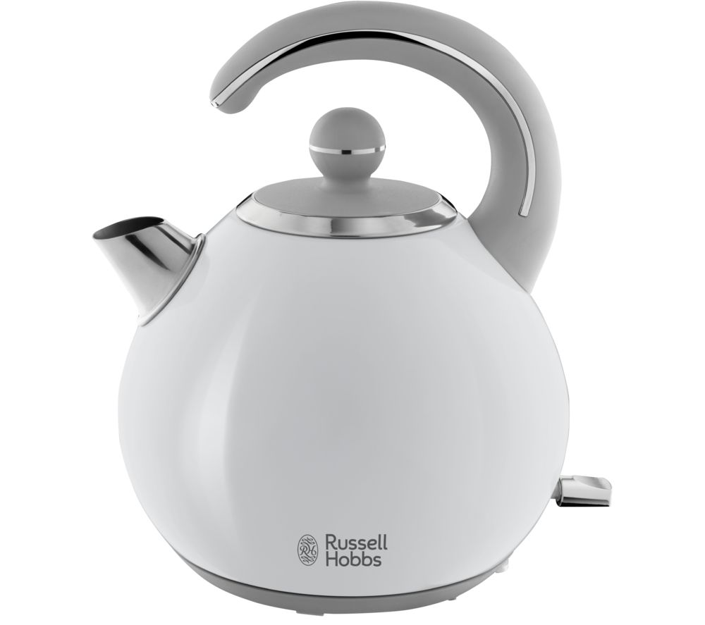 RUSSELL HOBBS Bubble 24400 Kettle - White
