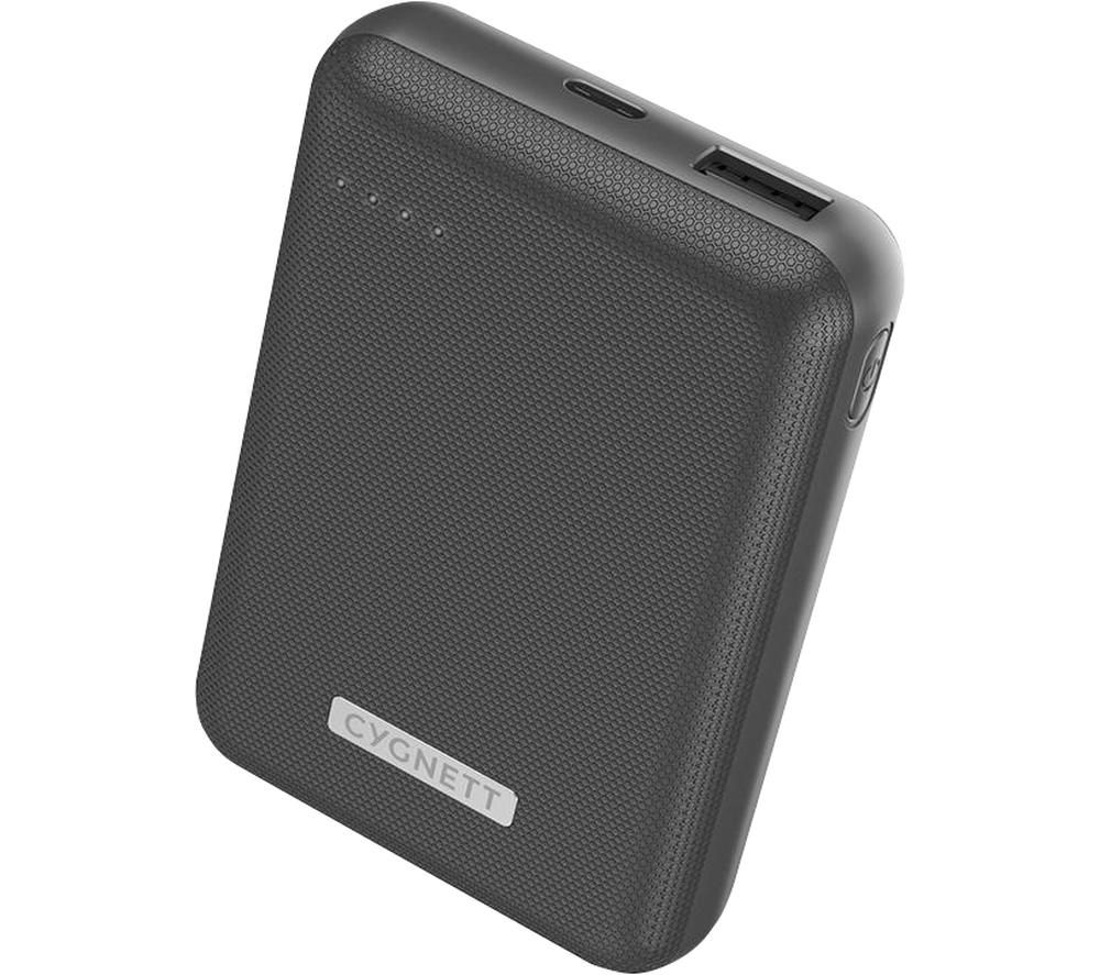 CYGNETT ChargeUp Reserve Portable Power Bank - Black