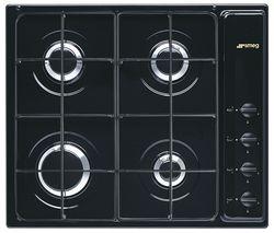Cucina S64SN Gas Hob - Black