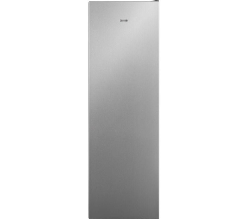 ZANUSSI ZUHE30FU2 Tall Freezer - Grey & Stainless Steel