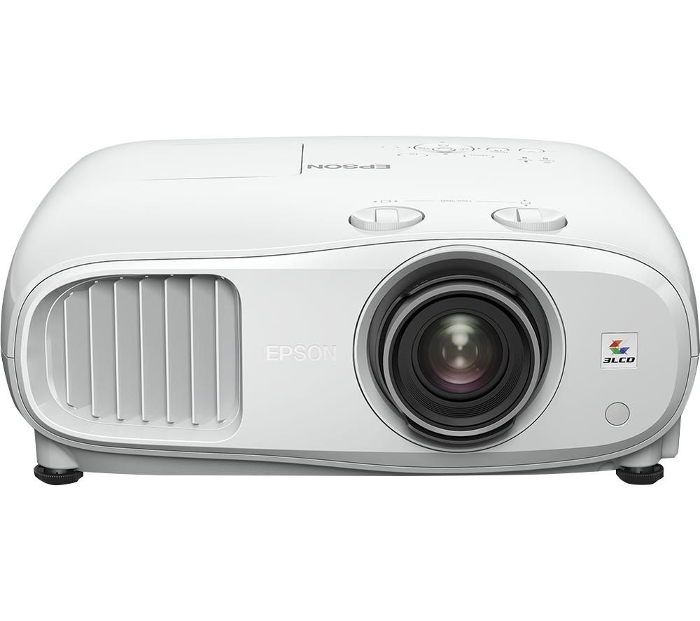 Image of Epson EH-TW7000 - 3LCD projector - 3D - white