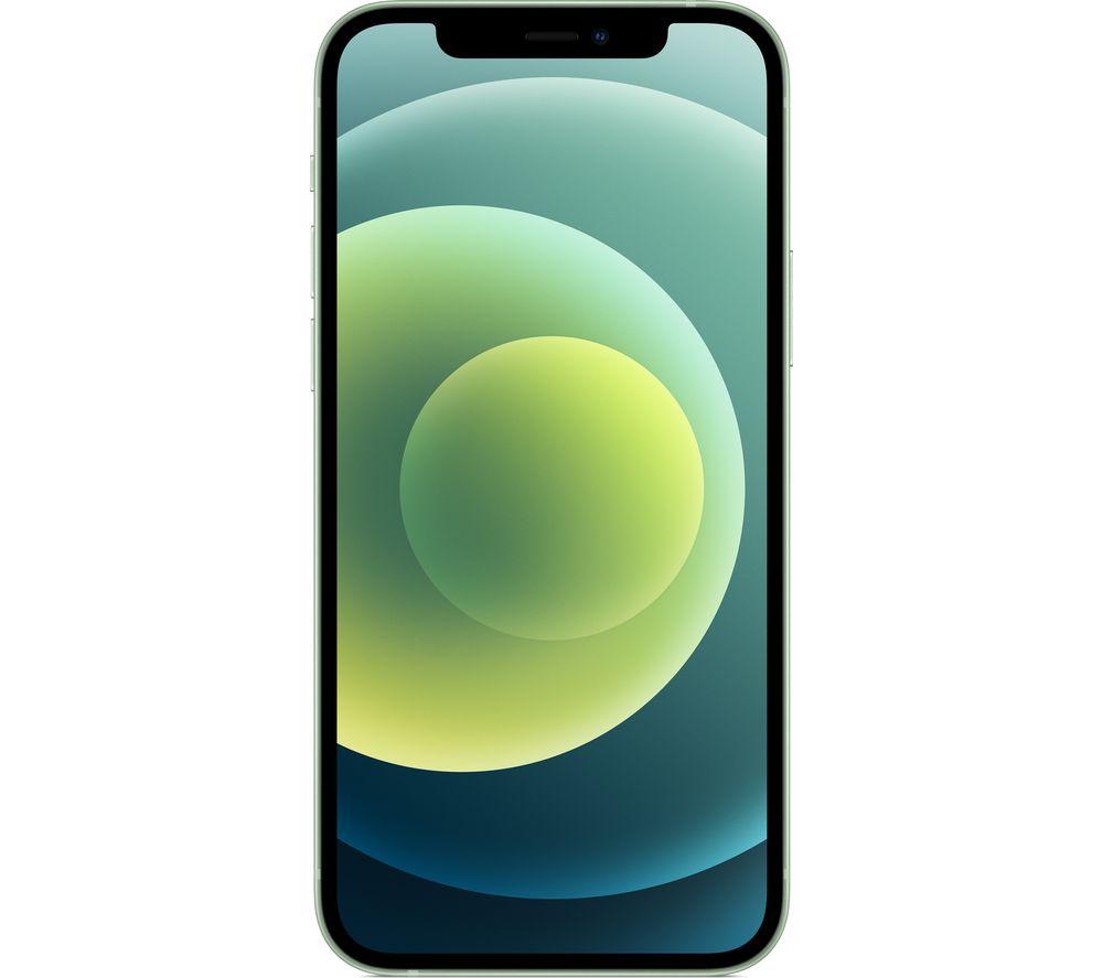 APPLE iPhone 12 - 256 GB, Green