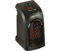 HEA1473 Heating Fan - Black