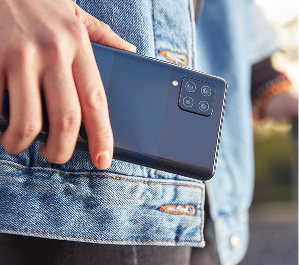 Samsung Galaxy A42 5G - 128 GB, Prism Dot Black 5