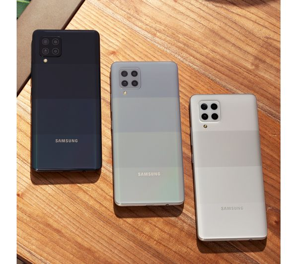 Samsung Galaxy A42 5G - 128 GB, Prism Dot Black 6