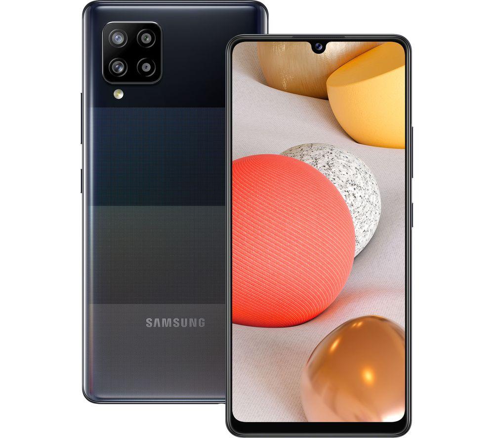 SAMSUNG Galaxy A42 5G - 128 GB, Prism Dot Black