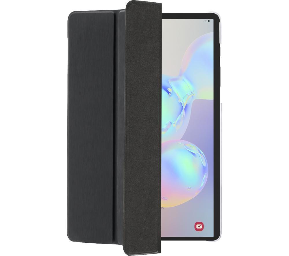 """HAMA Essential Fold Clear 11"""" Samsung Galaxy Tab S7 Case - Black"""