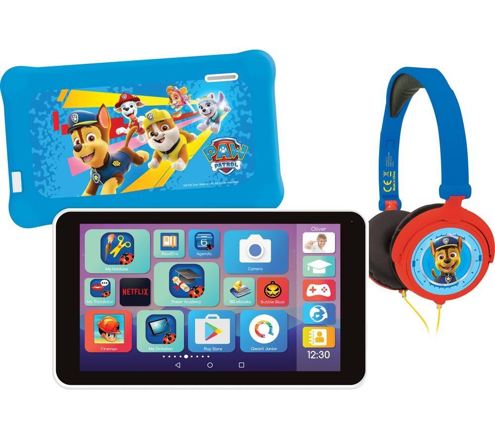 "LEXIBOOK LexiTab Master 7"" Kids Tablet - 1 GB, Paw Patrol"