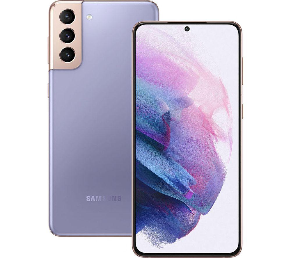 SAMSUNG Galaxy S21+ 5G - 256 GB, Violet