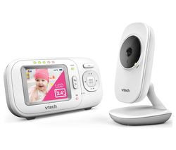 VM2251 Video Baby Monitor - White
