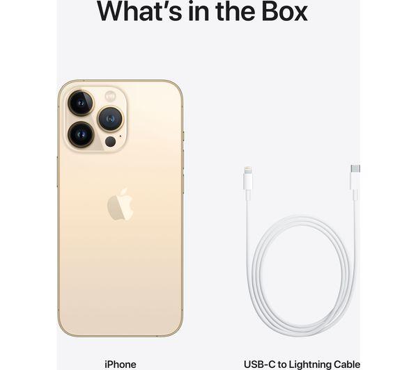 Apple iPhone 13 Pro - 512 GB, Gold 9