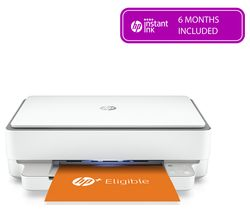 ENVY 6030e All-in-One Wireless Inkjet Printer with HP Plus