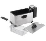 LOGIK L30PFS12 Professional Deep Fryer – Stainless steel