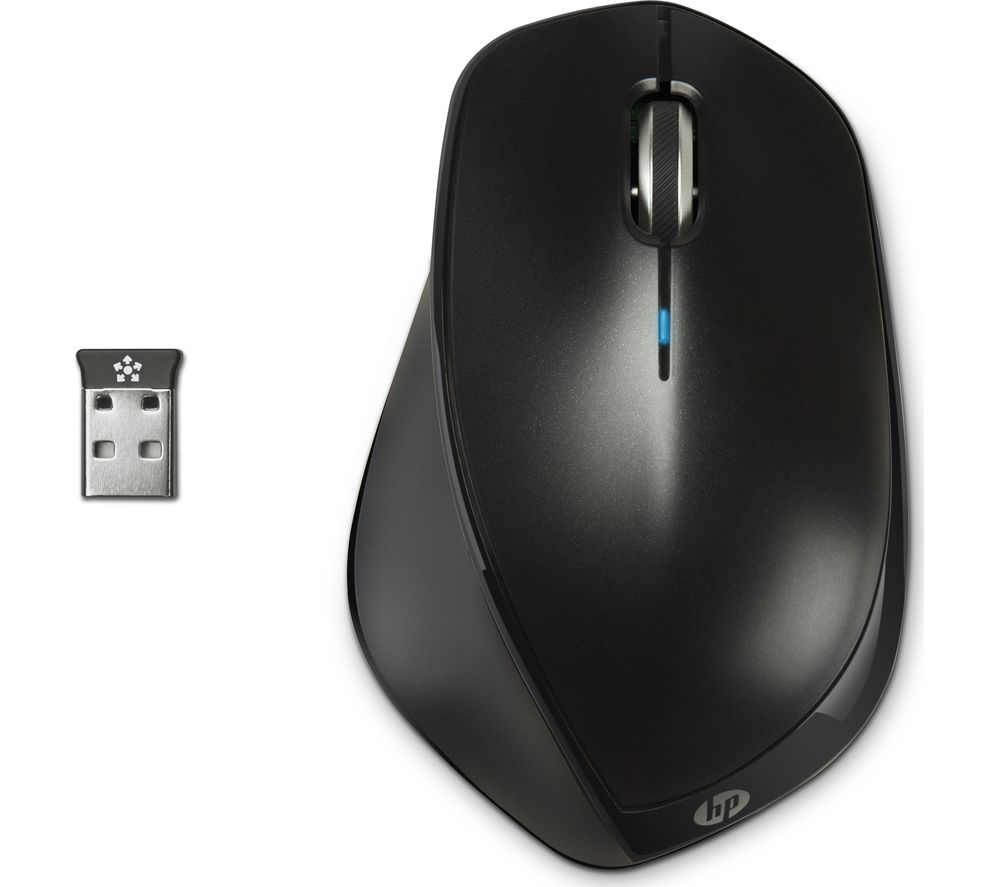 HP X4500 Wireless Laser Mouse