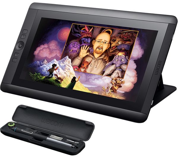 "Image of WACOM Cintiq 13 HD 13"" Graphics Tablet"
