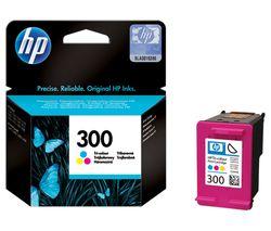HP 300 Tri-colour Ink Cartridge
