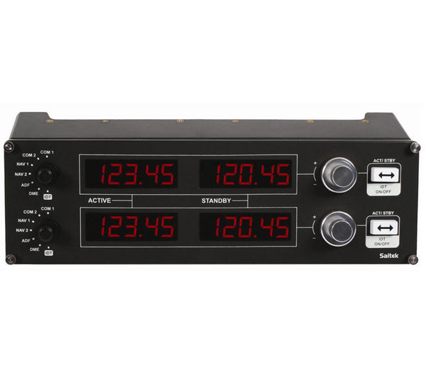 Image of SAITEK Pro Flight Radio Panel