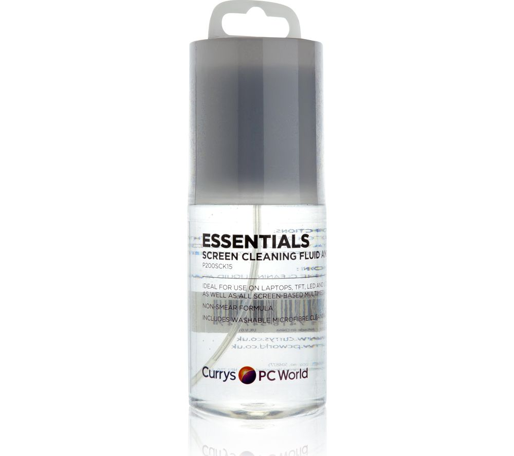 Image of ESSENTIALS P200SCK15 Screen Cleaning Kit