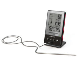 SALTER Heston Blumenthal Precision 5-in-1 Digital Cooking Thermometer