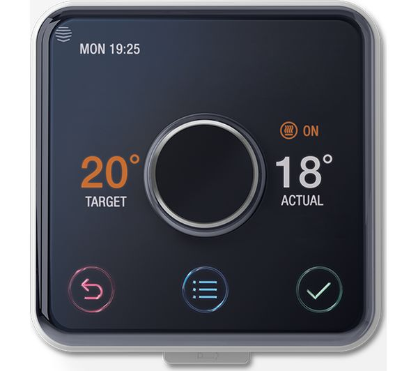 Image of HIVE Active Heating & Hot Water Thermostat with Professional Installation