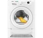 ZANUSSI ZDC8203WR Condenser Tumble Dryer - White