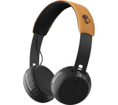 SKULLCANDY Grind S5GBW-J543 Wireless Bluetooth Headphones - Black