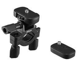NIKON AA-7 Action Cam Handlebar Mount - Black