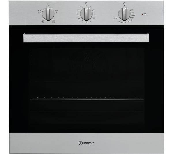 Image of INDESIT Aria IFW 6330 IX Electric Oven - Stainless Steel