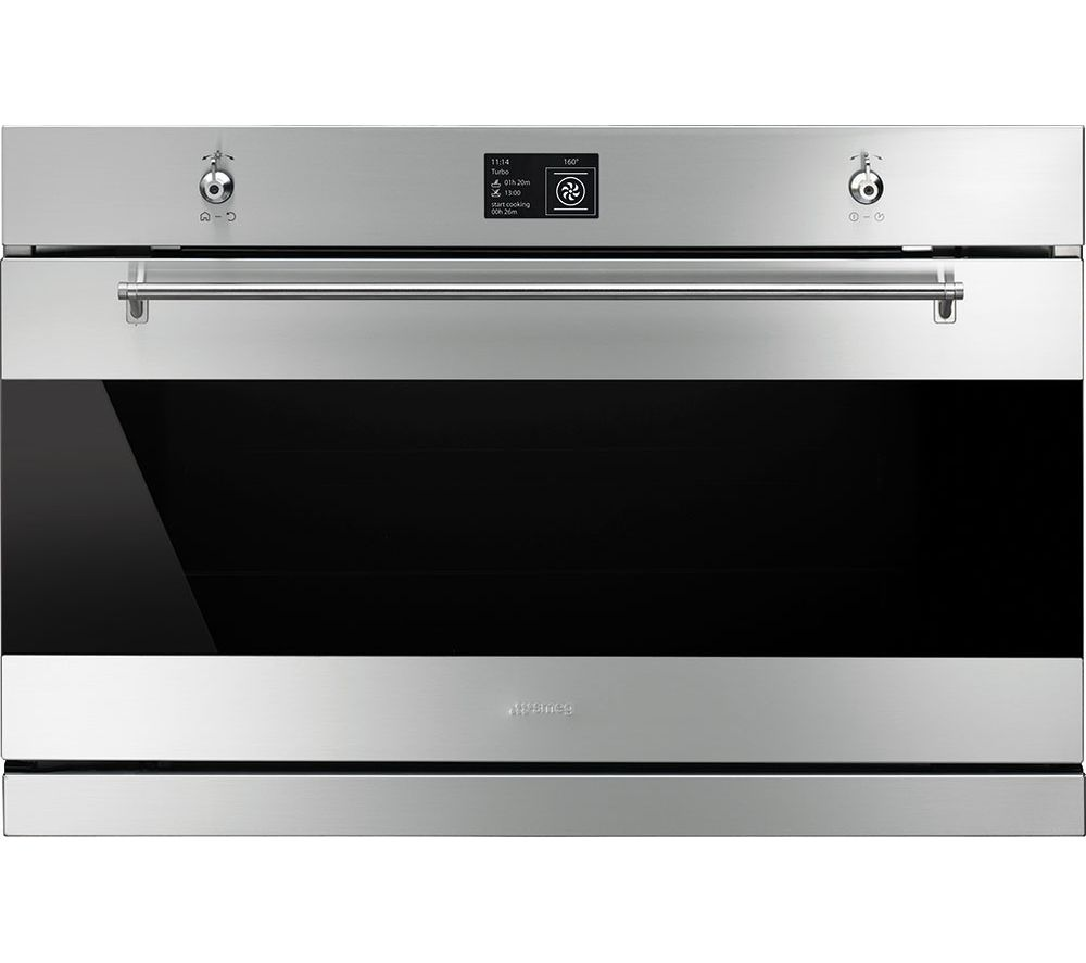 Image of SMEG SFP9395X Electric Oven - Stainless Steel, Stainless Steel