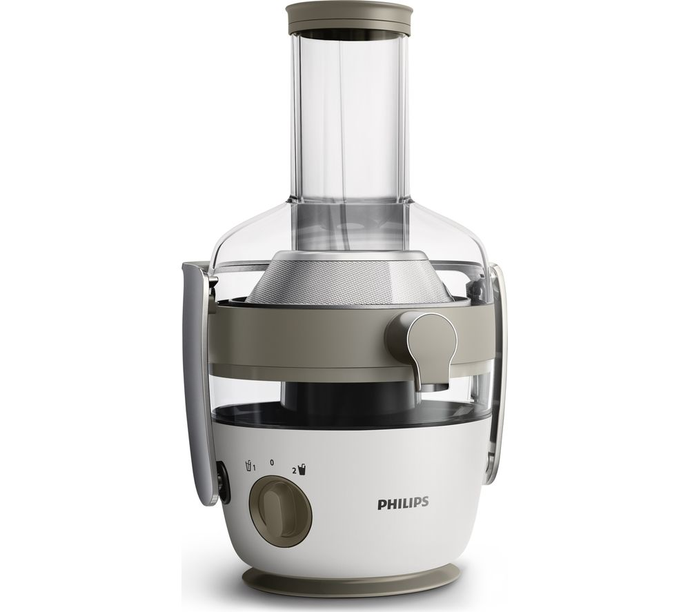 Compare retail prices of Philips Avance HR1918-81 Juicer Aluminium to get the best deal online