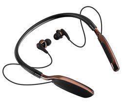 GOJI COLLECTION GTCNBBT17 Wireless Bluetooth Headphones - Black & Brown