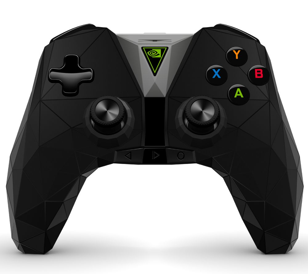 Buy Nvidia Shield Wireless Gamepad Black Silver Free Delivery