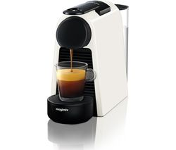 NESPRESSO by Magimix Essenza Mini Coffee Machine - Pure White