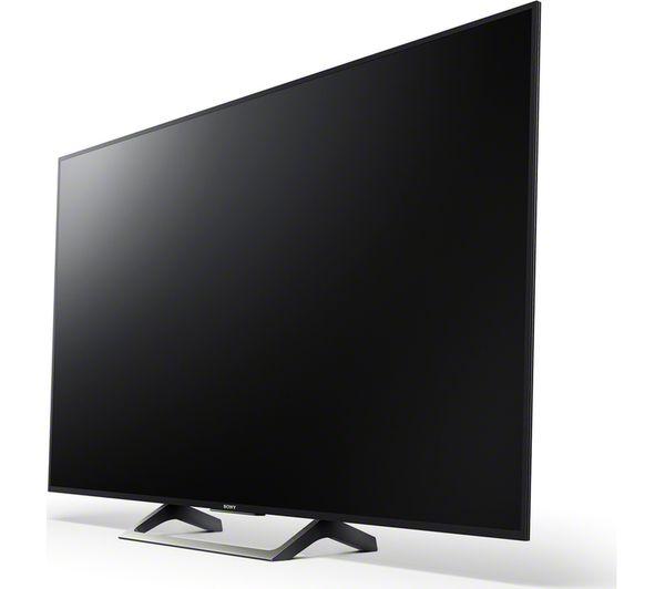 buy sony bravia kd65xe8596 65 smart 4k ultra hd hdr led. Black Bedroom Furniture Sets. Home Design Ideas