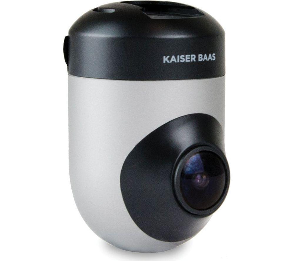 KAISER BAAS R50 Dash Cam - Silver