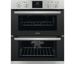 ZANUSSI ZOF35661XK Electric Double Oven - Stainless Steel