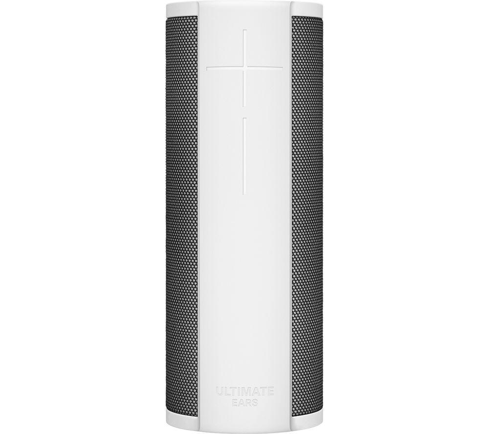 ULTIMATE EARS MEGABLAST Portable Bluetooth Wireless Speaker with Amazon Alexa - Blizzard