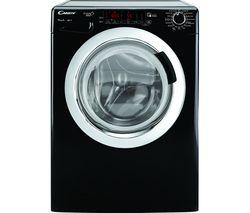 GVS 1610THCB NFC 10 kg 1600 Spin Washing Machine - Black