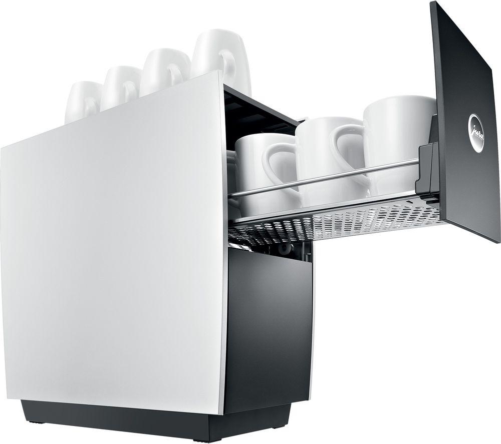 JURA Cup Warmer - Silver & Black