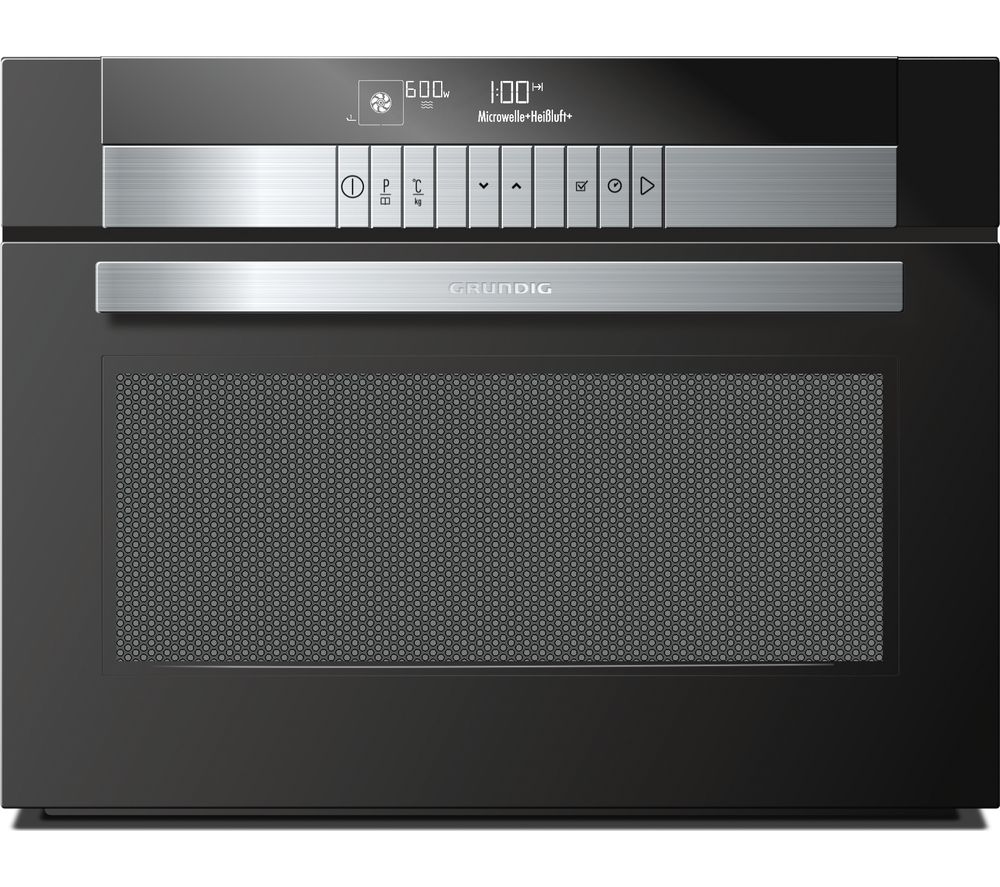 GRUNDIG GEKW47000B Electric Oven - Black