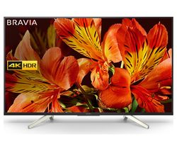 "SONY BRAVIA KD49XF8796BU 49"" Smart 4K Ultra HD HDR LED TV"