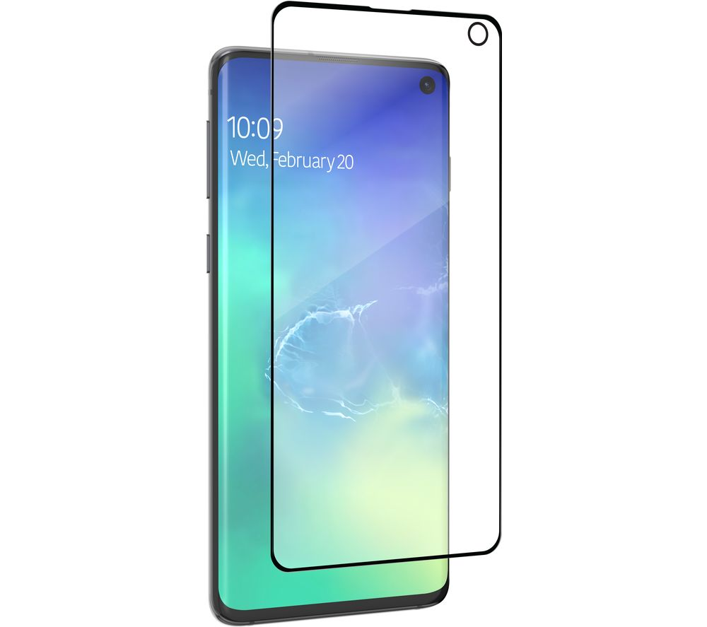 Image of InvisibleShield Glass Curve Galaxy S10 Screen Protector