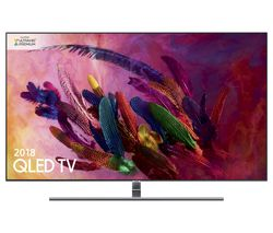 "SAMSUNG QE55Q7FNATXXU 55"" Smart 4K Ultra HD HDR QLED TV"