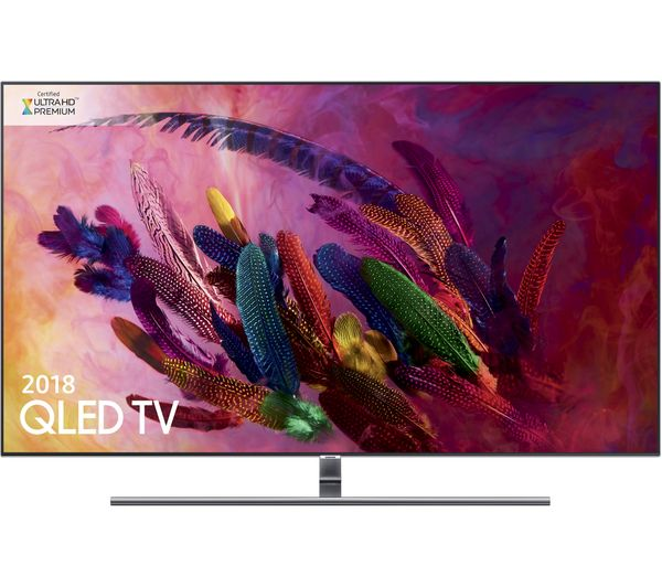 "Image of SAMSUNG QE55Q7FNATXXU 55"" Smart 4K Ultra HD HDR QLED TV"