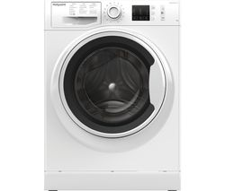 HOTPOINT ActiveCare NM10 844 WW UK 8 kg 1400 Spin Washing Machine - White